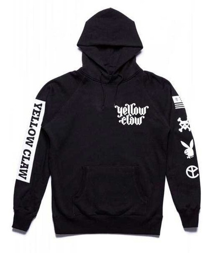 campera yellow claw never dies color animal