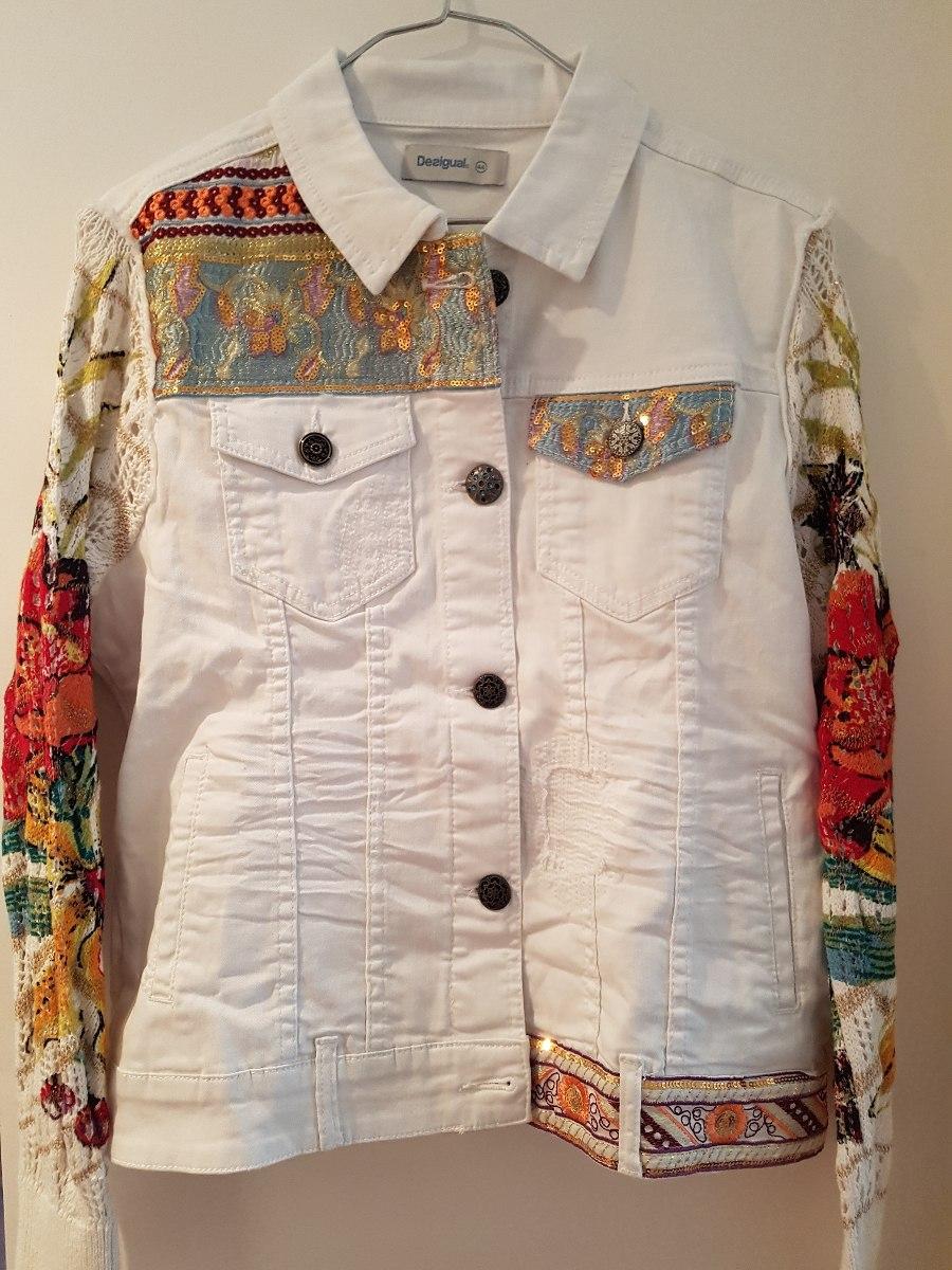 c616f55462b camperas chaquetas jeans desigual. Cargando zoom.
