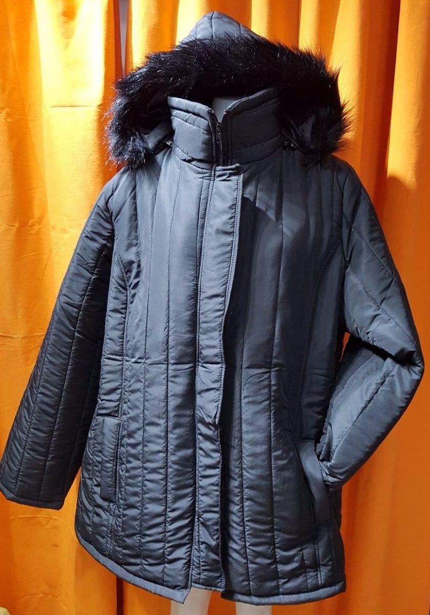 Camperas de abrigo talles especiales
