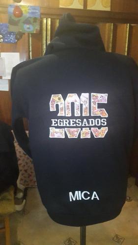 camperas egresados y clubes. promoción!!!