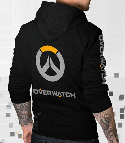 camperas overwatch - camperas gamer  - onyxia friky store