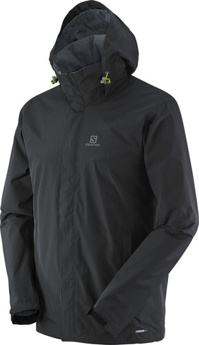 camperas salomon - elemental ad jacket - hiking - hombre