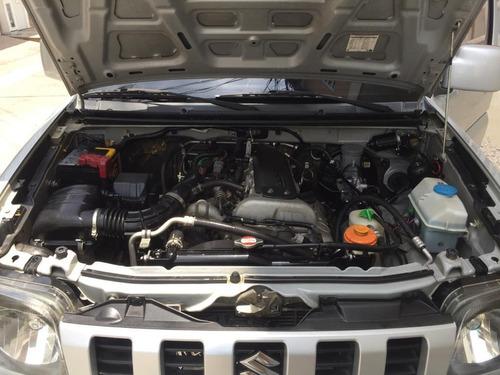 campero jimny - suzuky, color gris plata, 3 puertas, 4x4,