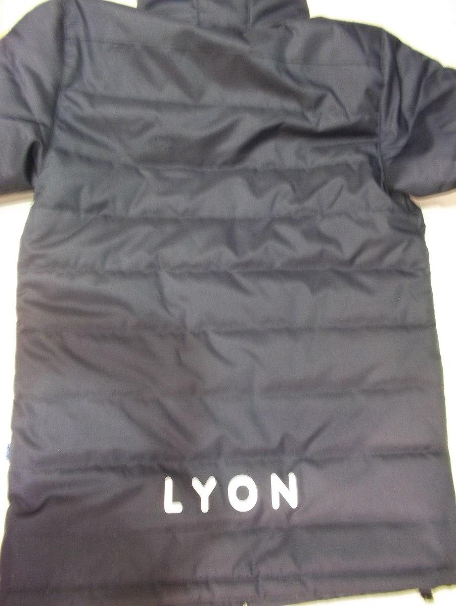 Camperon Defensa Y Just Lyon Oficial Adulto Lavalledeportes ... d37cc533f6ce0
