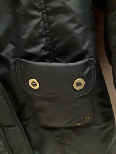 camperón talles grandes capucha abrigo impermeable