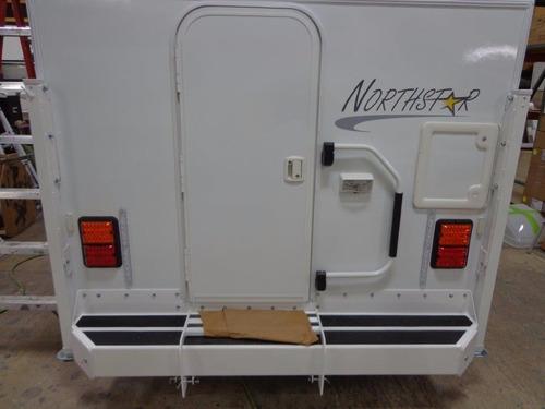 campers northstar americanos tipo motorhome casa rodante 4x4