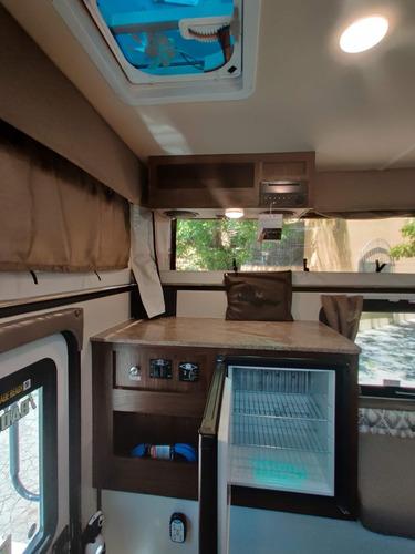 campers real lite americanos motorhome 4x4 rodante camper