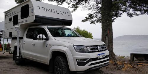 campers travel lite americanos motorhome camper rodante 4x4