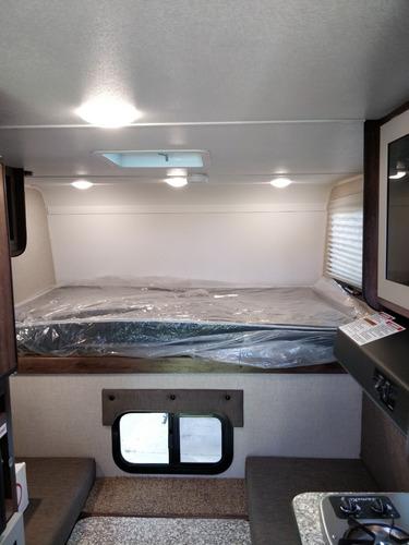 campers travel lite americanos motorhome rodante camper 4x4