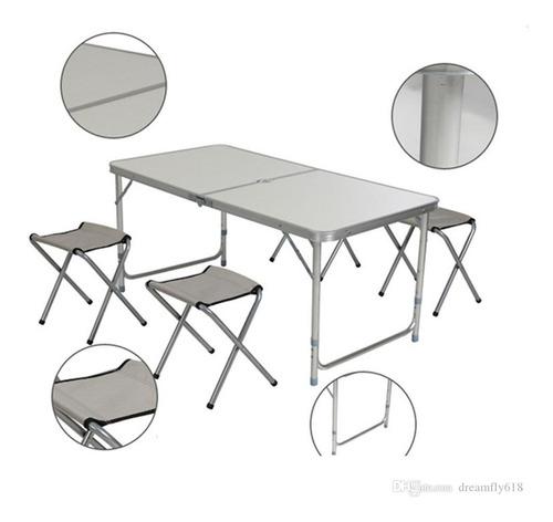 camping cadeira mesa