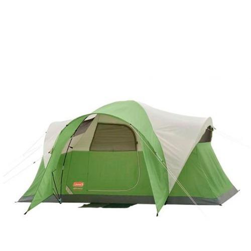 camping carpa 8p montana 16ftx7ft coleman