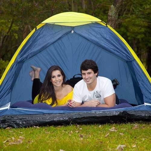 camping iglu mor barraca pessoas