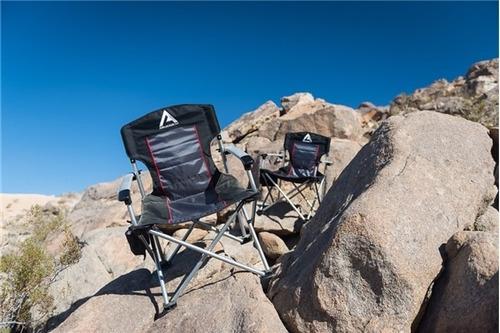 camping mesa silla