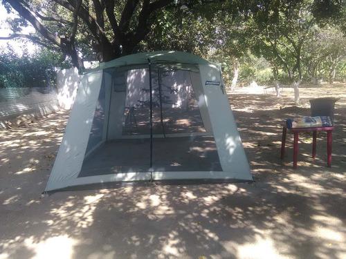 camping personas carpa