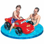 Carro Car Flotador Inflable Piscinas Playa Niños Disney