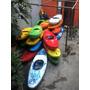 Kayaks X Días, Semanas. Simples Y Dobles. Fácil Transporte.