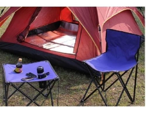 camping pesca cadeiras mesa