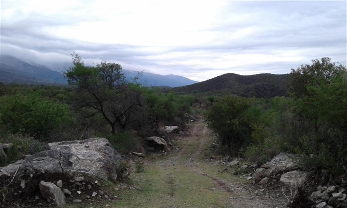 campo 17ha en la ramada córdoba con vertiente