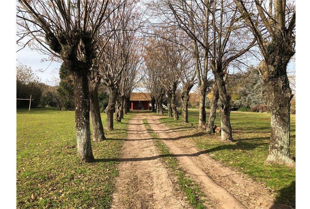 campo 2 hctas. loma verde - escobar - venta