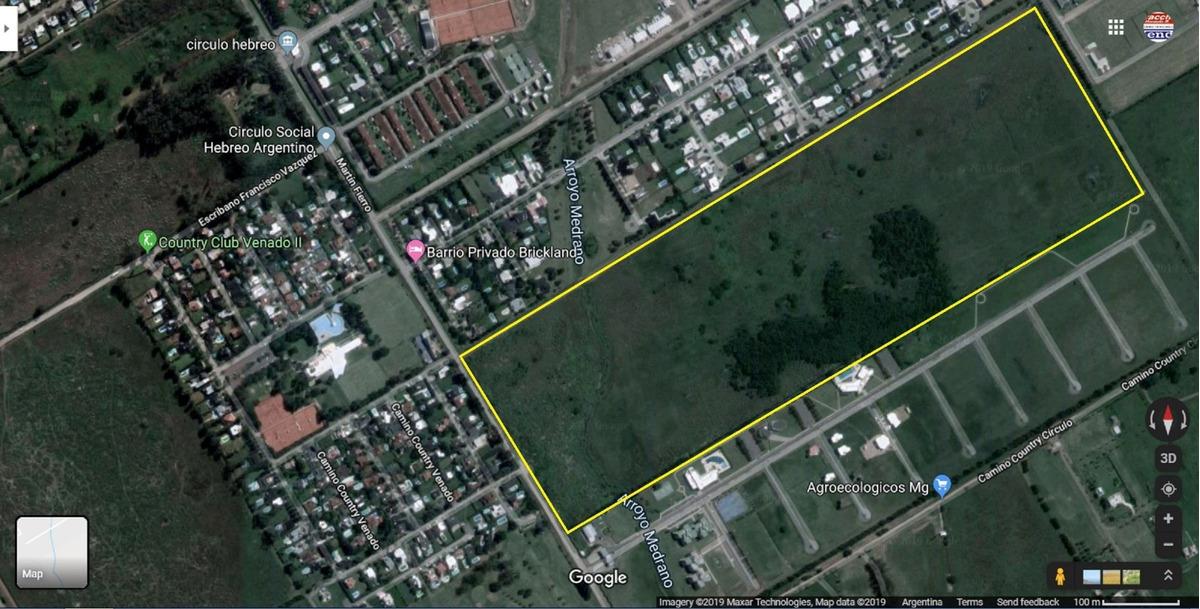campo 24,5 hectáreas ideal emprendimiento