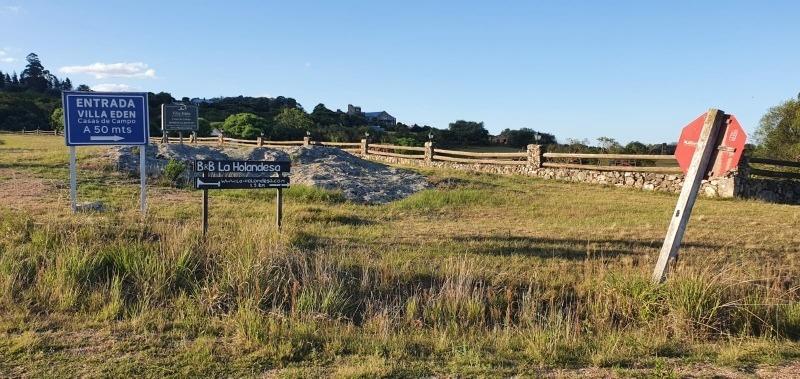 campo 35 hs pueblo eden ruta 12 punta del este maldonado