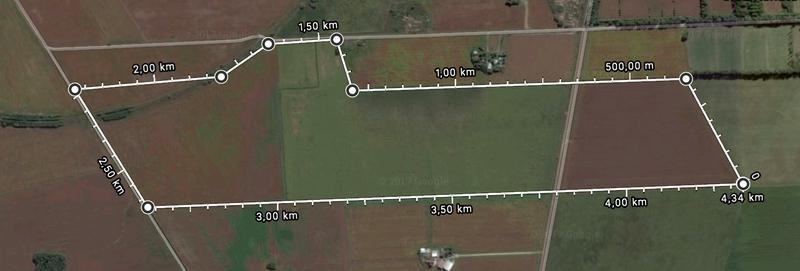 campo 57  has en alvear zona rural próxima a au. rosario/buenos aires