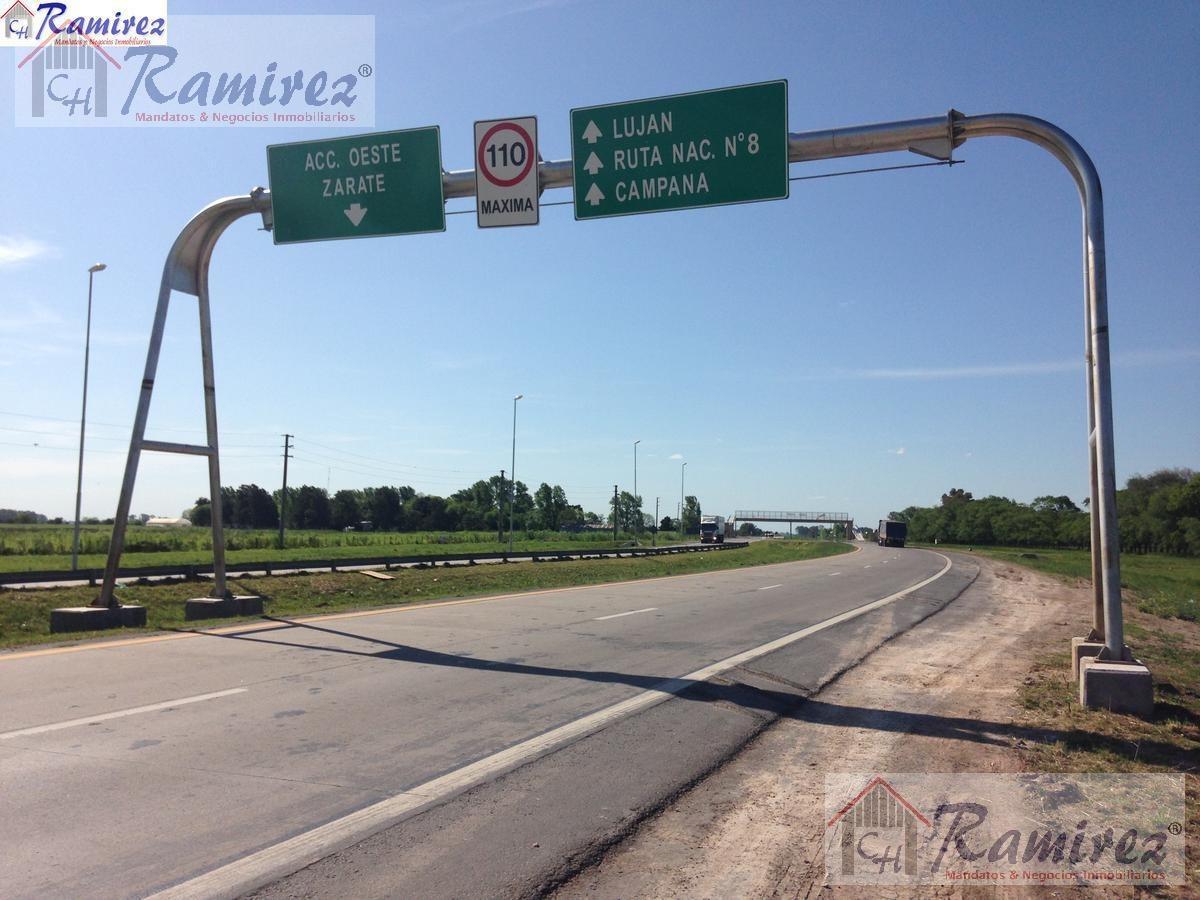 campo 9 hectareas en venta sobre ruta 6 - general rodriguez