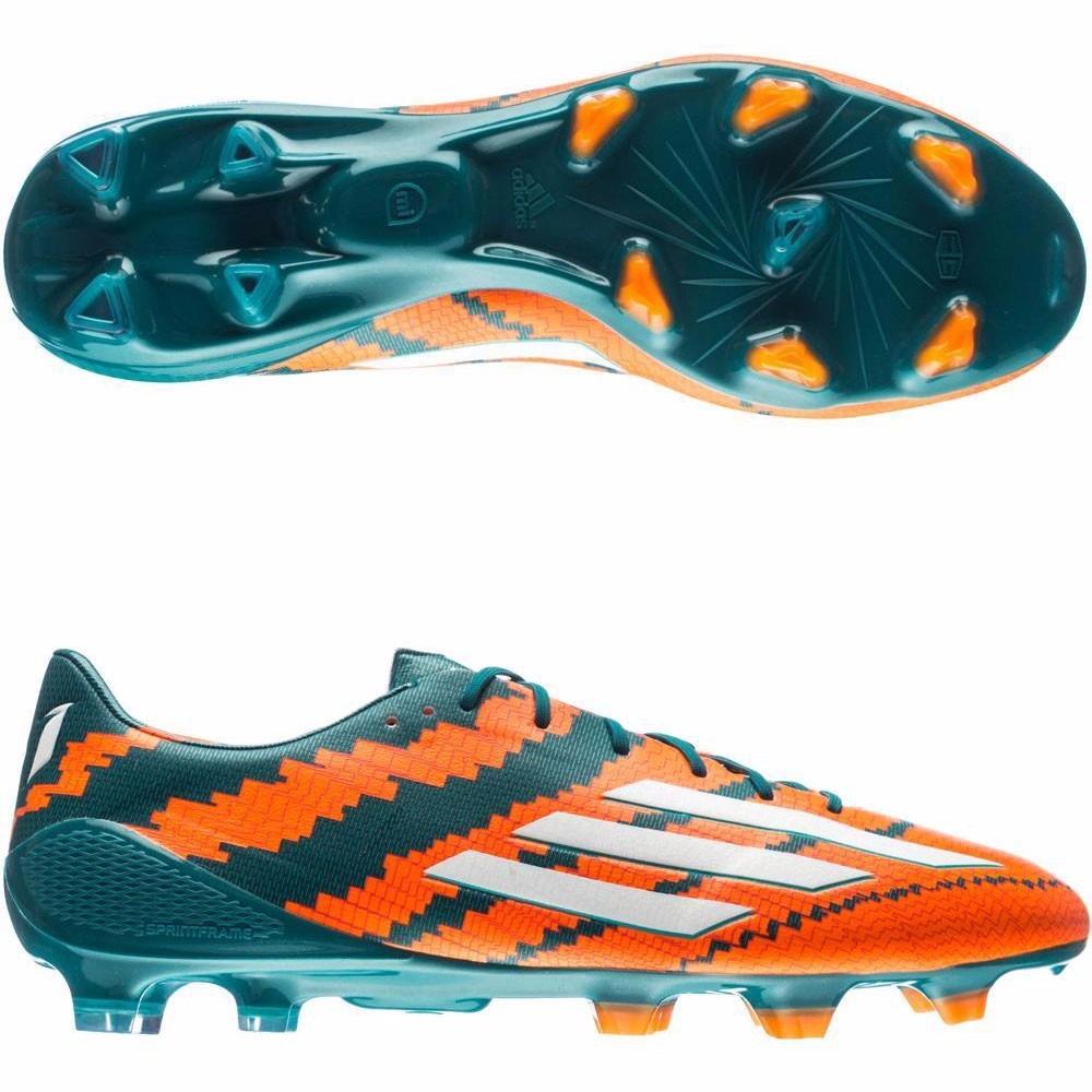 Chuteira Campo adidas F50 Messi Fg Profissional 1magnus - R  599 0424a840569fa
