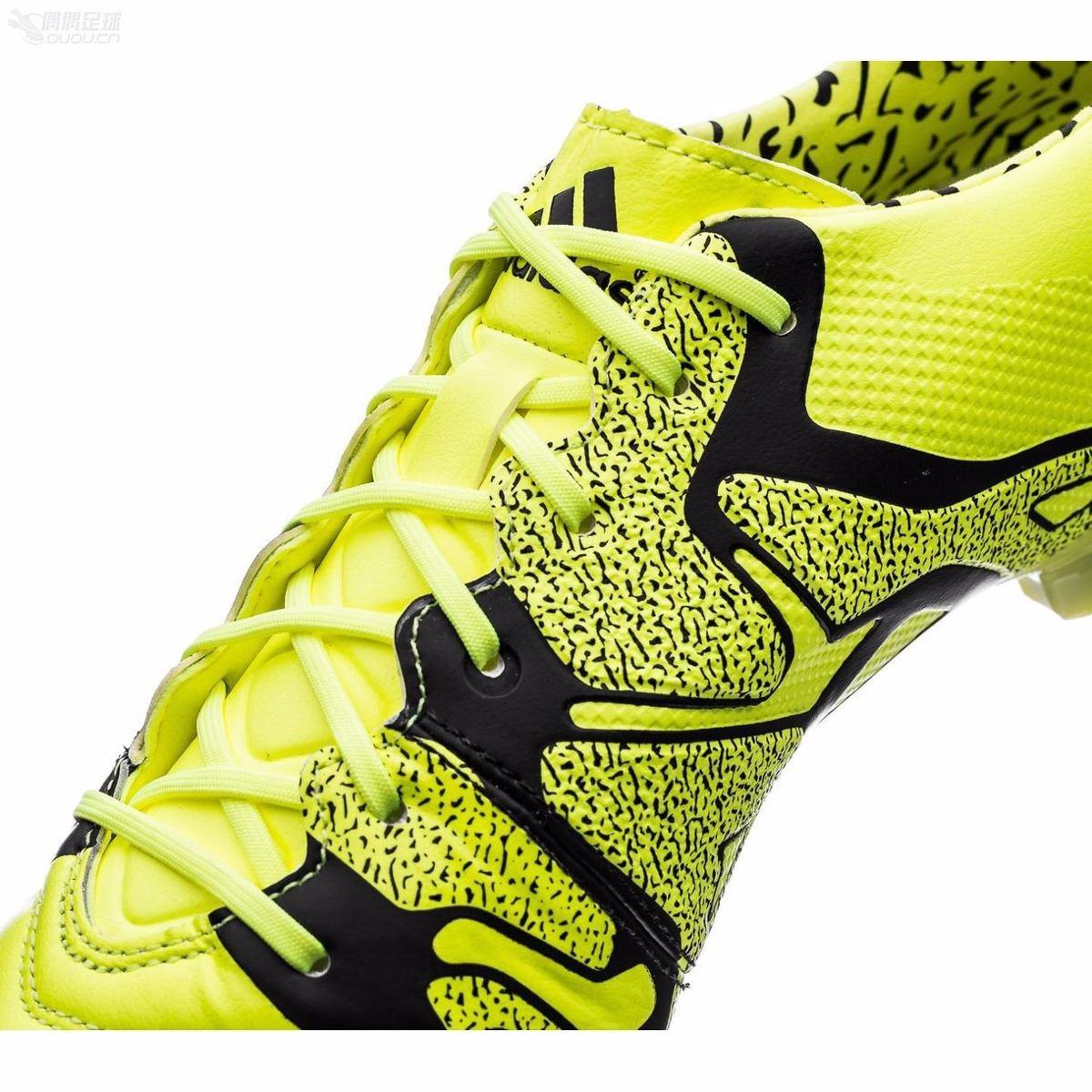 8572097a4b Chuteira Campo adidas X 15.1 Sg Couro Leather Pro 1magnus - R  529 ...