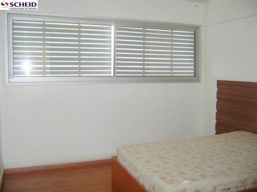 campo belo: apto com 84 m², com 2 dormitórios, 1 vaga. - mc2436