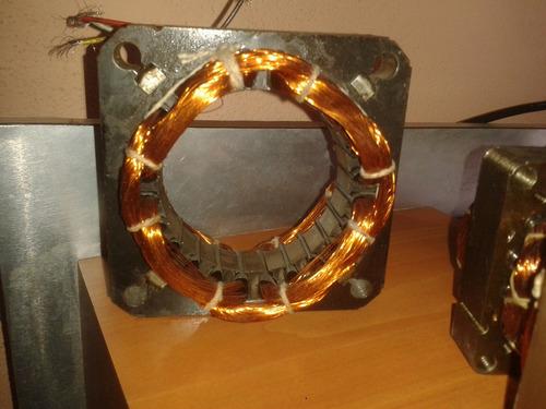 campo bobina de ventilador ventarron fm pattom taurus