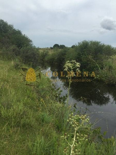 campo camino bellaca con costa de arroyo. - ref: 499