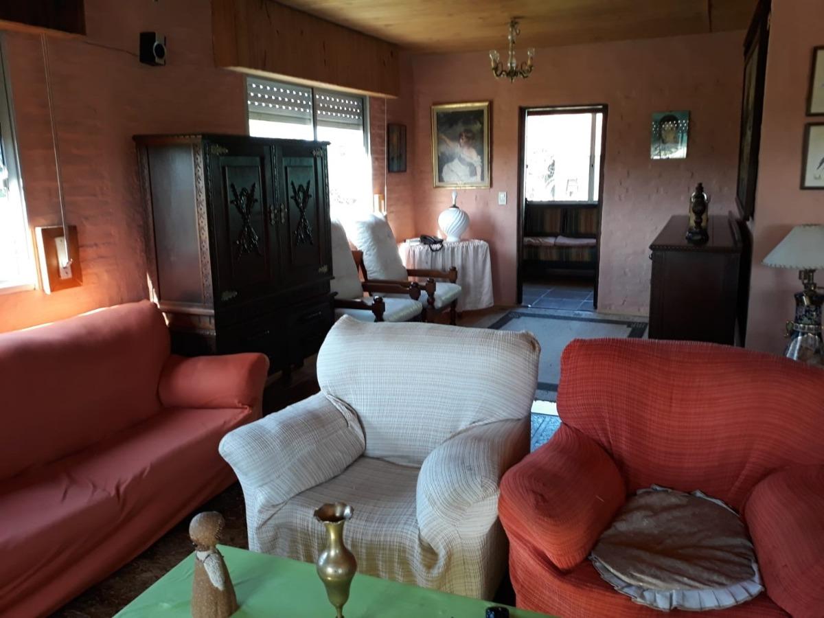 campo chacra d descanso p venta con linda casa frente ruta 3