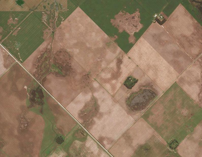 campo de 170 has  - 100% agricola  - a 30km del puerto de  necochea