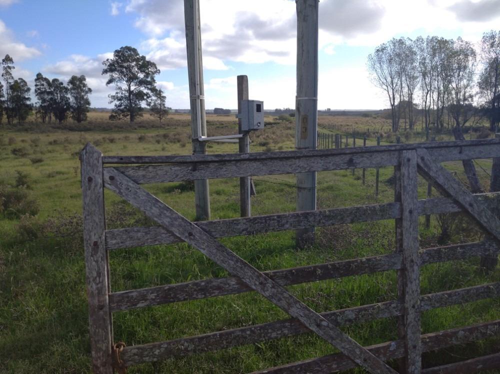 campo de 41 hectáreas 90 % arable