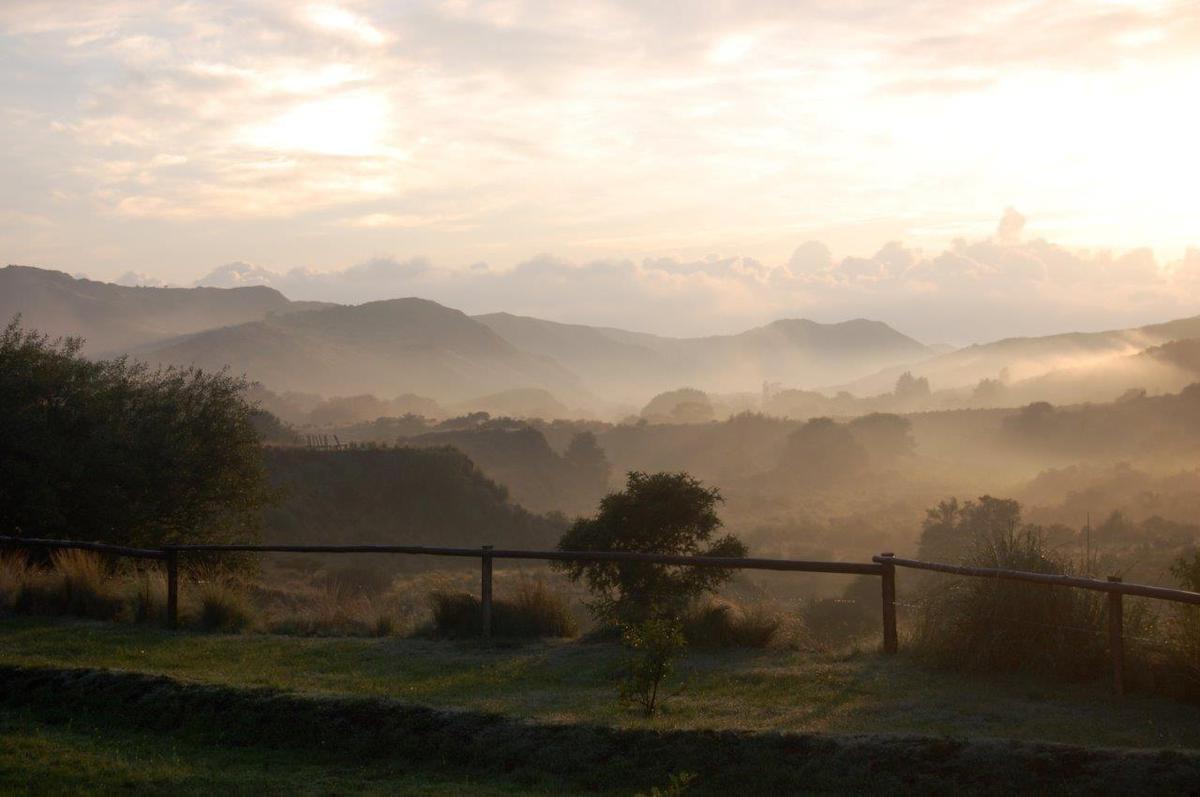 campo de ensueño en ongamira, córdoba.