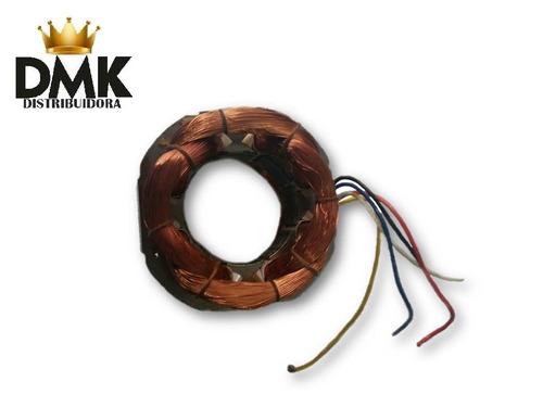 campo de motor de ventilador minihuracan 10 pul con defectos