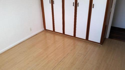 campo de são bento ao seu lado - varanda, 03 quartos (1 suíte), dep. completa e 1 vaga - ap1262