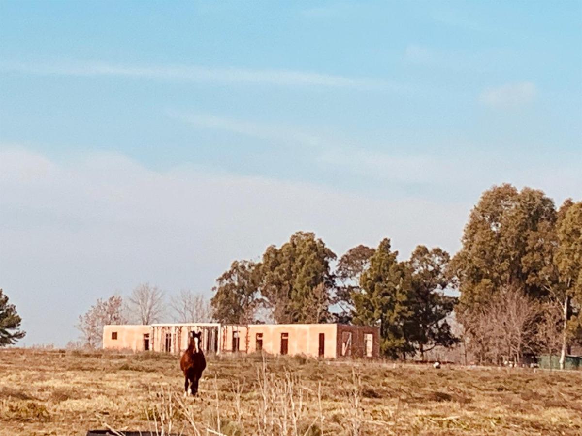 campo en barrio el chaja