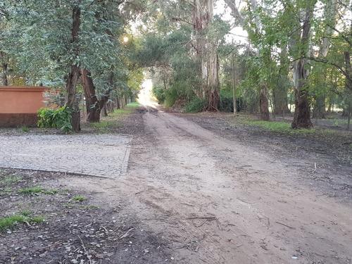 campo en cardales 1 hectárea próxima a asfalto