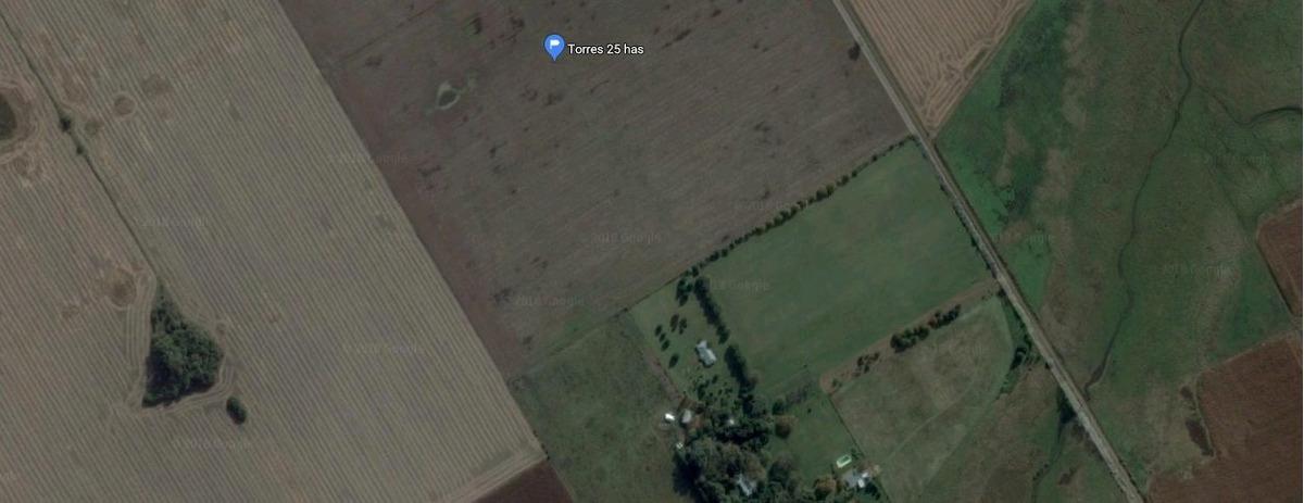 campo en luján torres agricola 25 has
