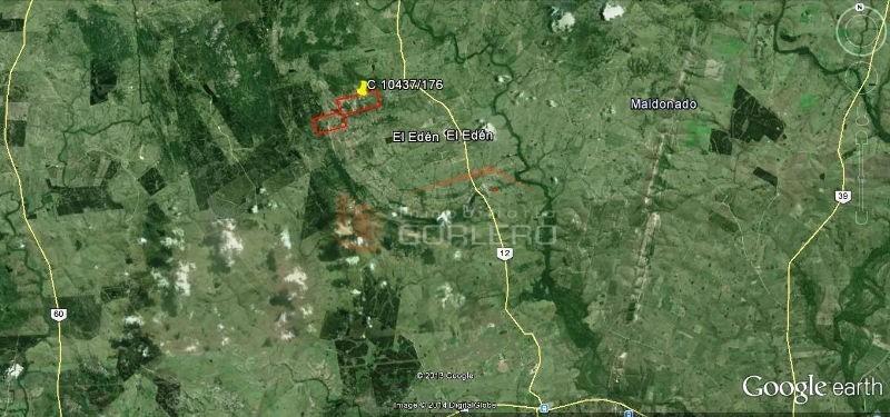 campo en uruguay, ruta 12- ref: 24854
