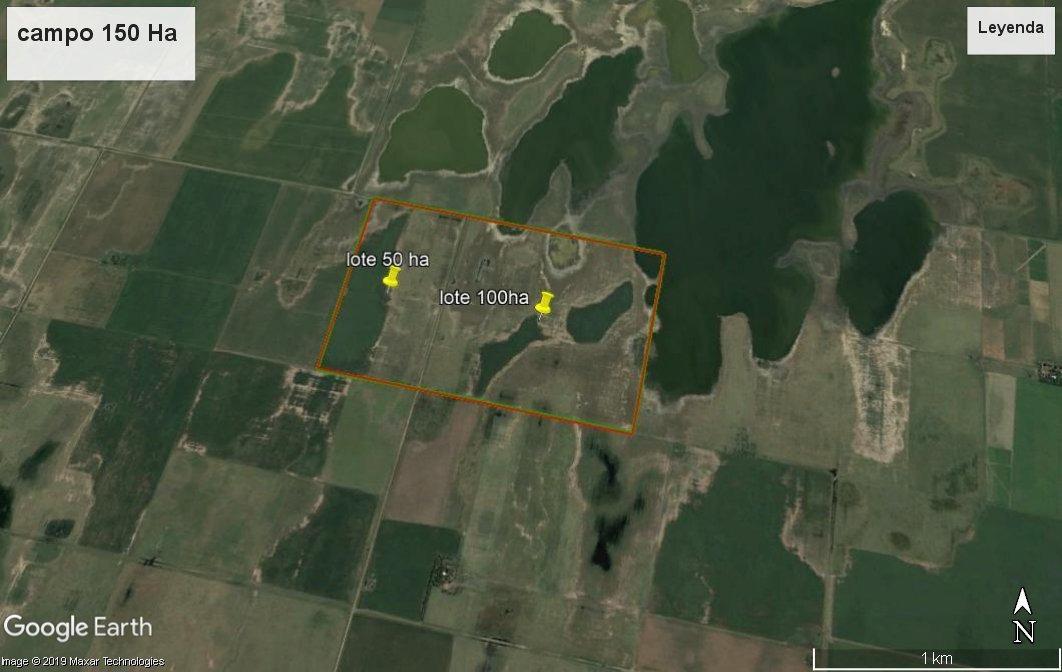 campo en venta - 150 hectáreas - pueblo italiano