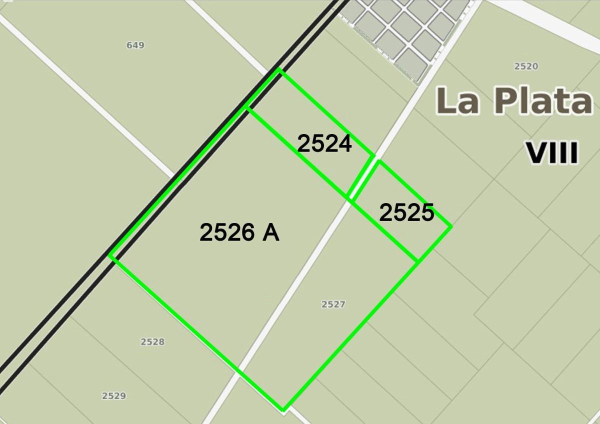 campo en venta en etcheverry 515 e/ruta2yruta6