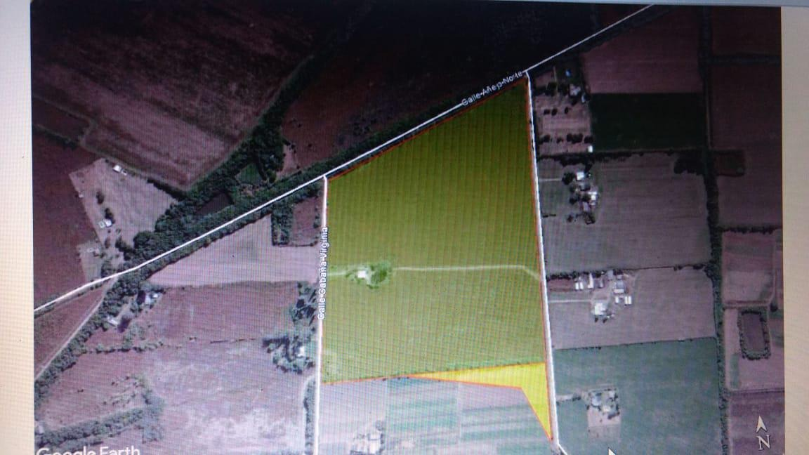 campo en venta en guiñazu, córdo verde