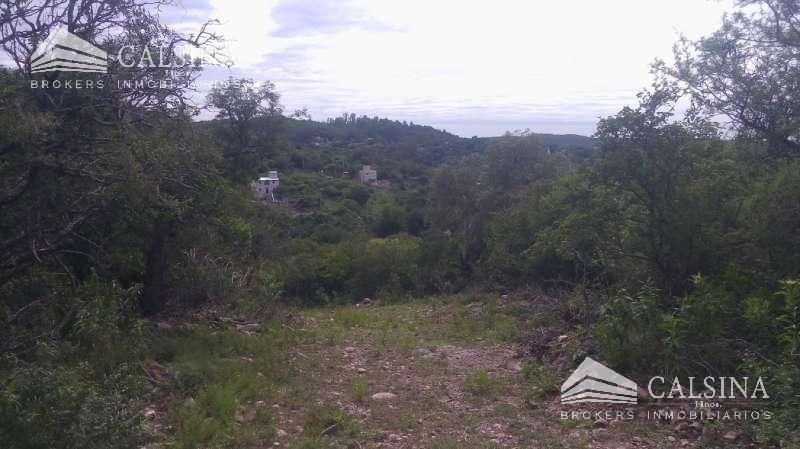 campo en venta - rio ceballos - b° ñu pora - cba