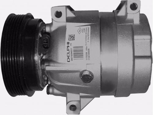 campo magnético = bobina do compressor ar condicionado renault master / renault scenic