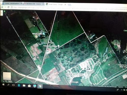 campo - muy cerca de la autopista ezeiza -cañuelas!!!!!tristan suarez