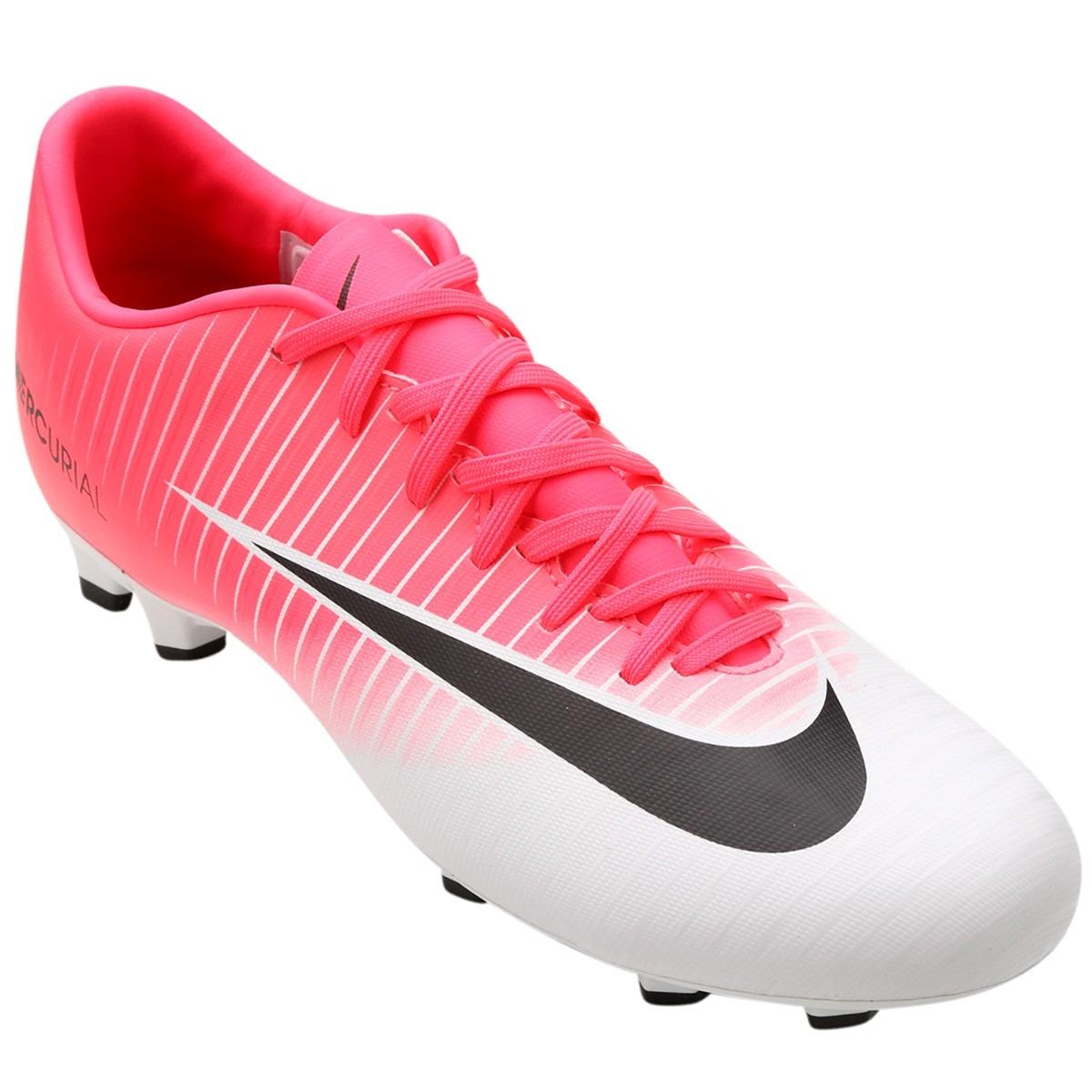 6f5ae01866b92 Chuteira Campo Nike Mercurial Fg 831964-006
