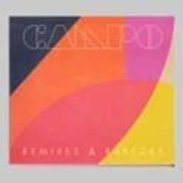campo remixes & rarezas cd nuevo